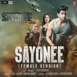 Download MP3 Sayonee Title Track- Jyoti Nooran Naa Songs
