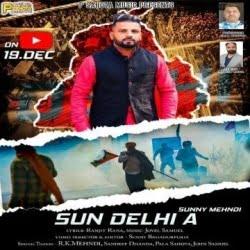 Sun Delhi A Sunny Mehndi Mp3 Download
